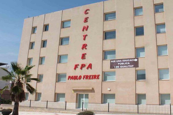CENTRE FORMACIÓ ADULTS ALMENARA