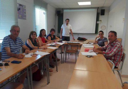 Cursos per adults Almenara - ANGLÈS
