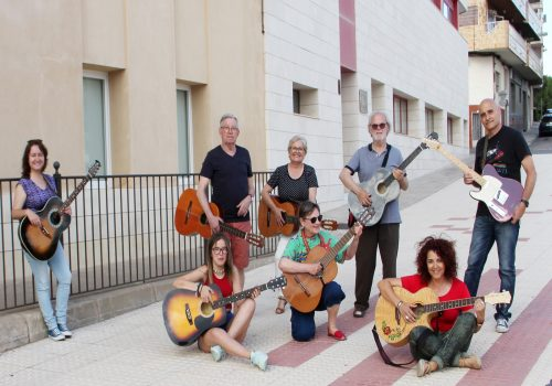 Cursos per adults Almenara - GUITARRA PERFECCIONAMENT ADULTS
